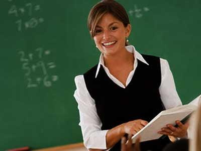 bayan öğretmene hediye
