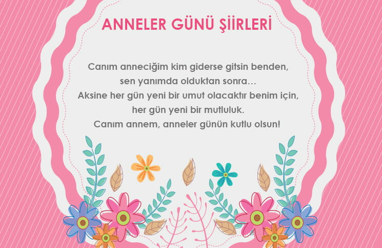 Anneler Günü ile İlgili 9 Anlamlı Şiir