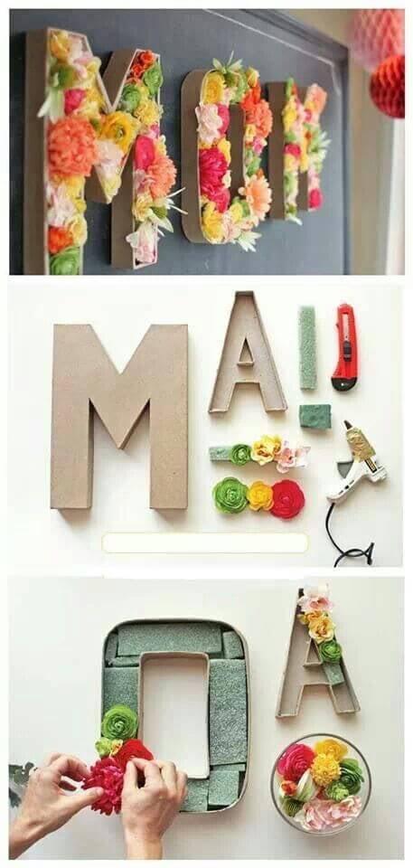 Anneler Gününe Özel 10 El Yapımı Hediye