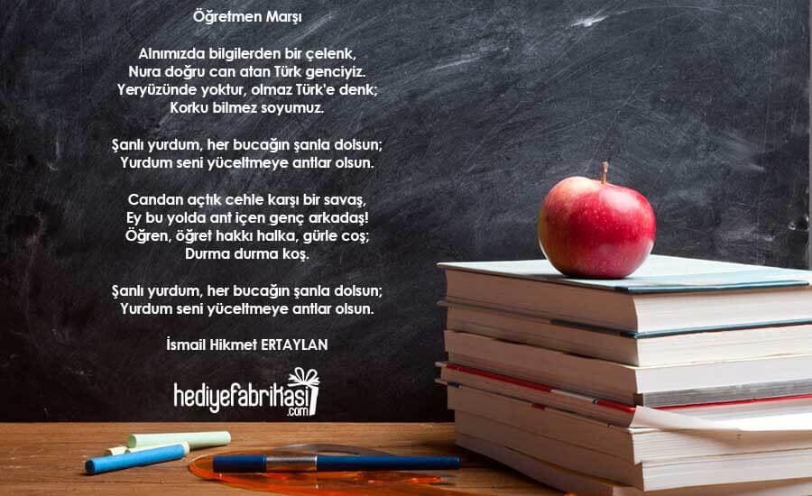 Öğretmen Sözleri