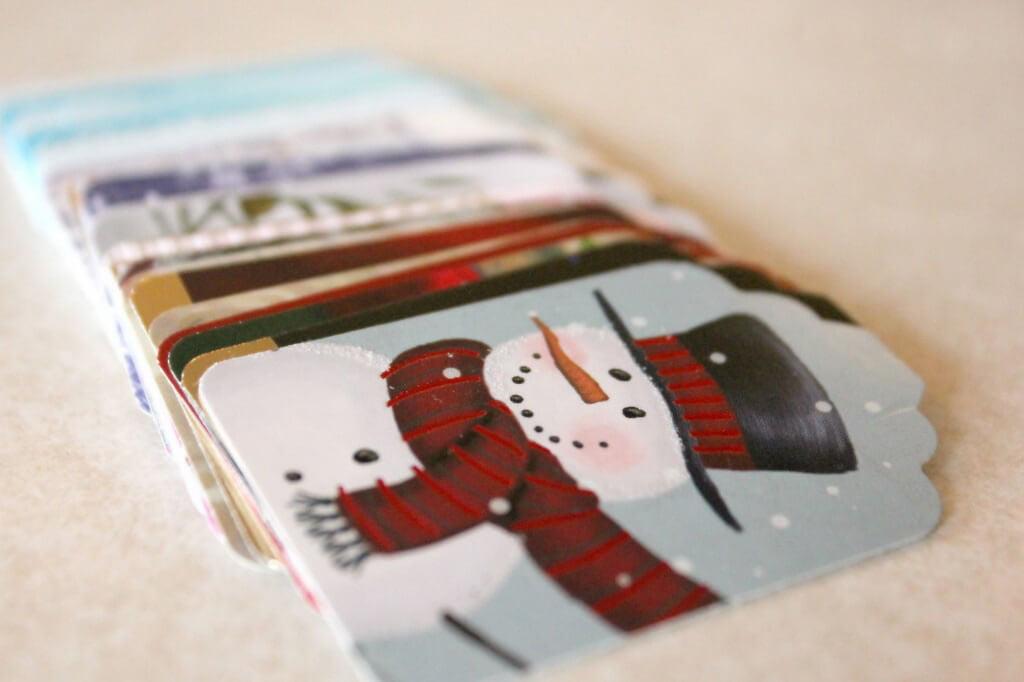 yılbaşı kartları