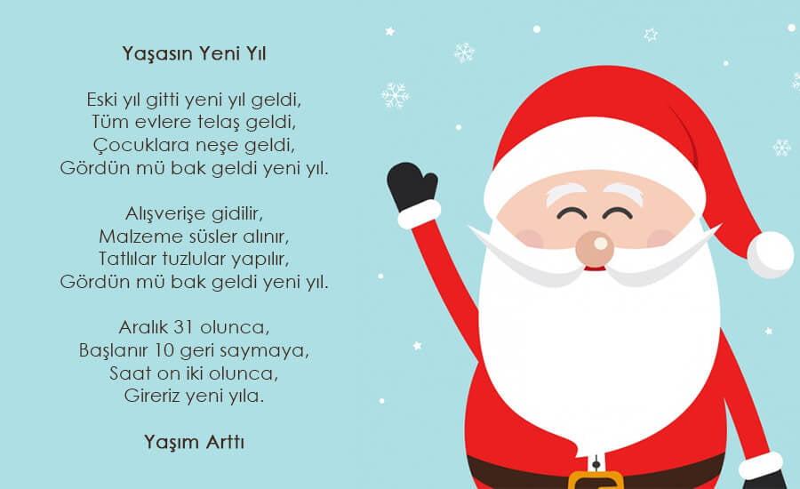 yeni yıl şiirleri