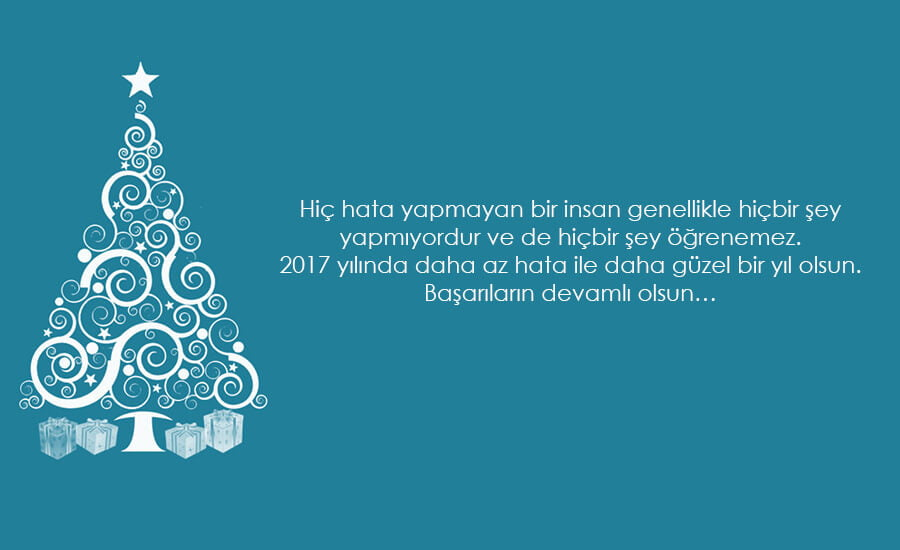 yeni yıl tebrik mesajları