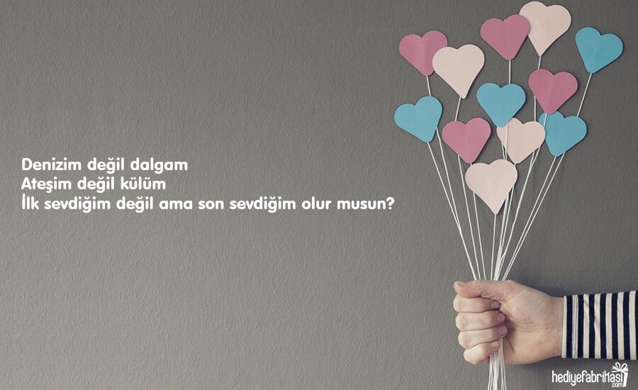 sevgiliye aşk mesajı