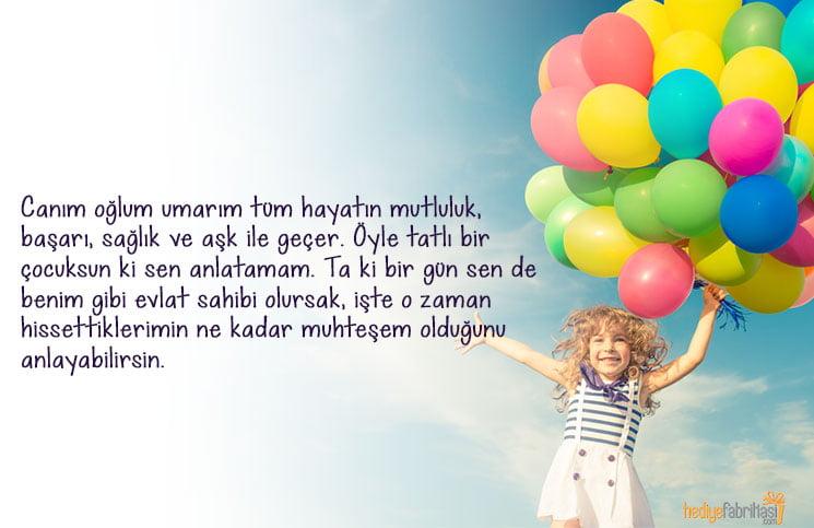 babadan kızına doğum günü mesajı