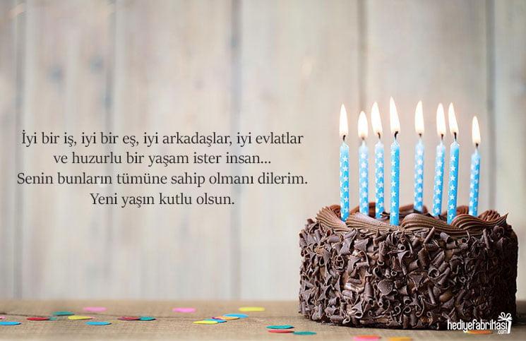 doğum günü mesajları