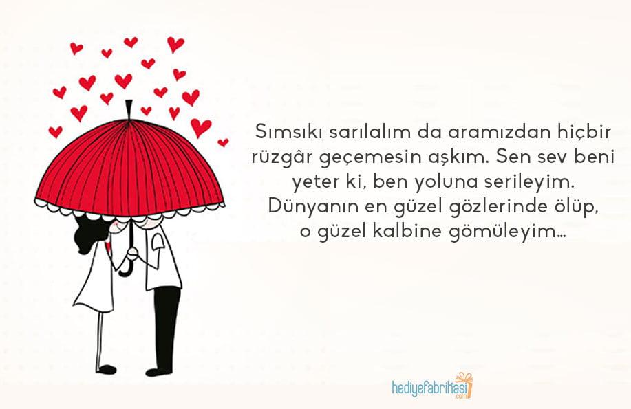 sevgi sözleri kısa