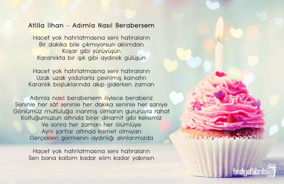 Doğum Günü şiirleri Sevgi Dolu 30 Doğum Günü şiiri Hediye
