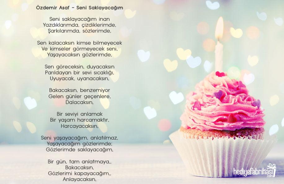 doğum günü şiirleri can yücel özdemir asaf