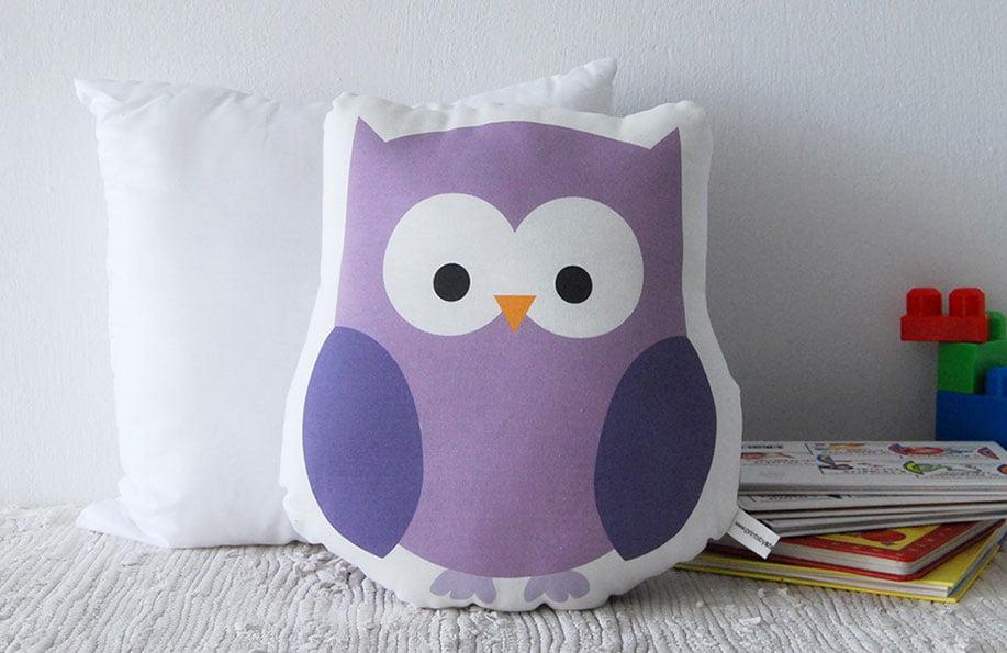 baykuş yastık yapımı