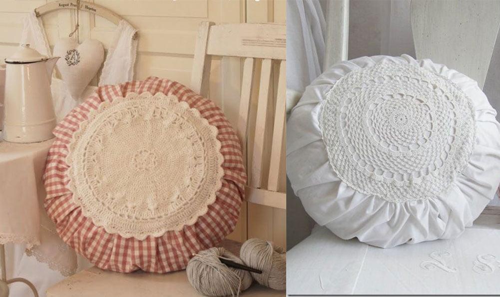 yuvarlak yastık yapımı