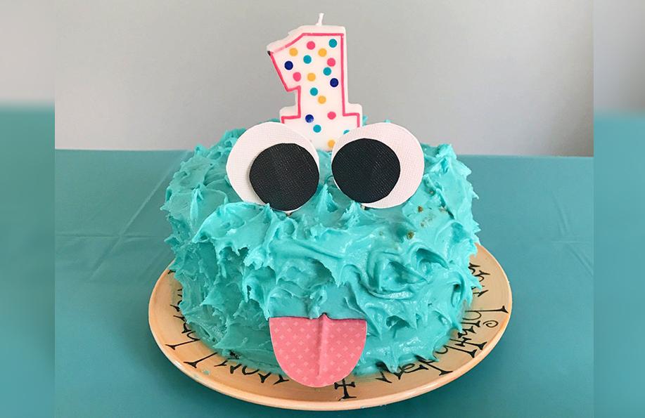 1 yaş bebek pastaları