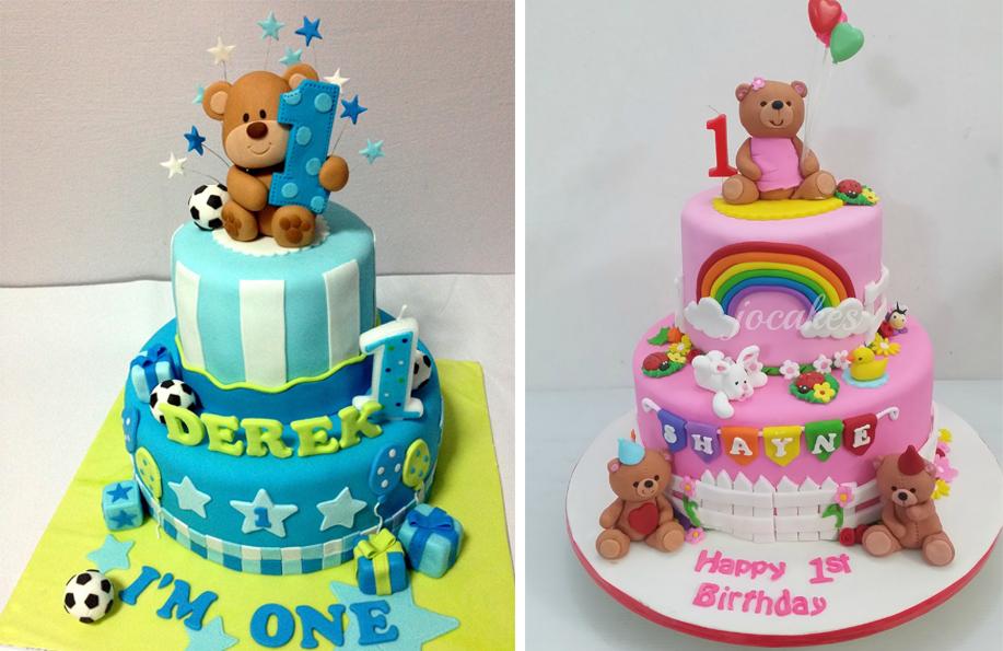 1 yaş pasta yapımı