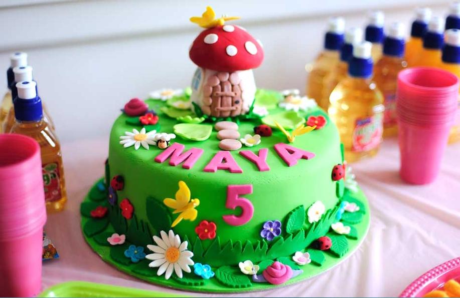 isim yazılı 1 yaş pastası